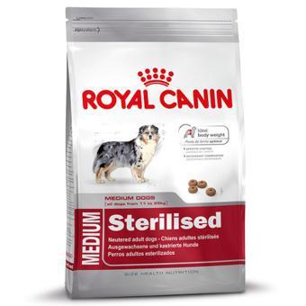 royal canin chien stérilisé