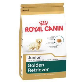royal canin golden retriever junior
