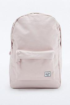 sac à dos rose pale