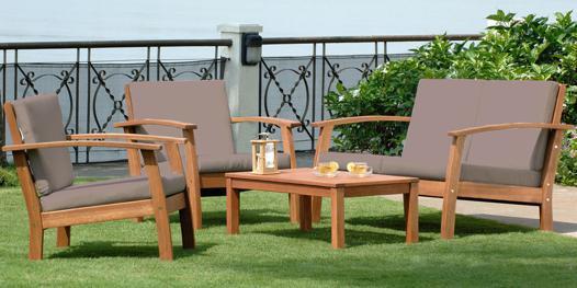 ▷ Avis Salon jardin bois 【 Notre Comparatif et Avis, pour ...