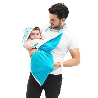 serviette papillon bébé