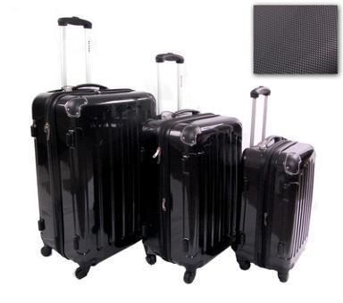 set valise polycarbonate