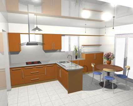 simulateur cuisine 3d