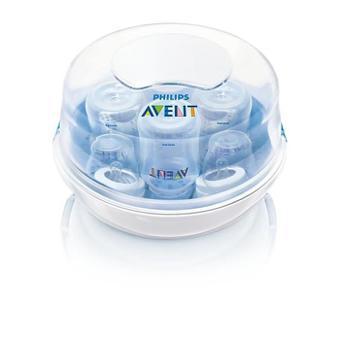 sterilisateur micro onde