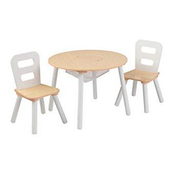 table ronde enfant