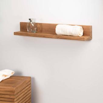 tablette salle de bain