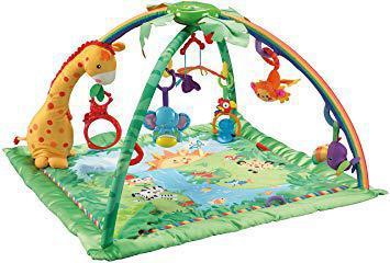 tapis d éveil jungle