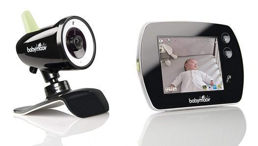 touch screen babymoov