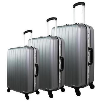 valise coque rigide sans fermeture éclair