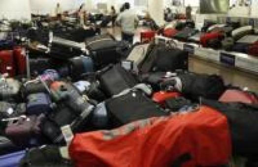 valise soute avion