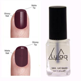 vernis transparent mat