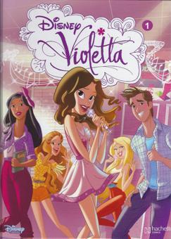 violetta dessin animé