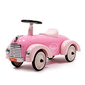 voiture baghera rose