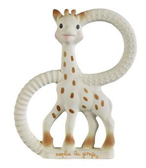 anneau dentition sophie la girafe