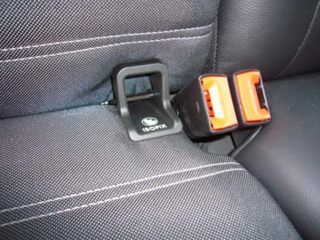 attaches isofix