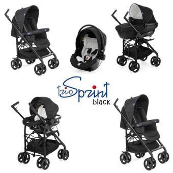 chicco trio sprint black