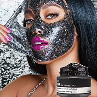 glitter mask