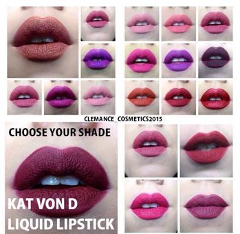 kate von d lipstick