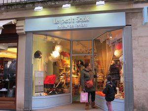 magasin puericulture tours