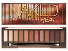 naked palette heat