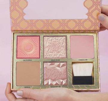 palette blush benefit