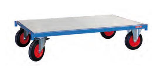 plateau roulant charge lourde