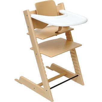 tablette chaise stokke tripp trapp