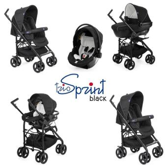 trio sprint black