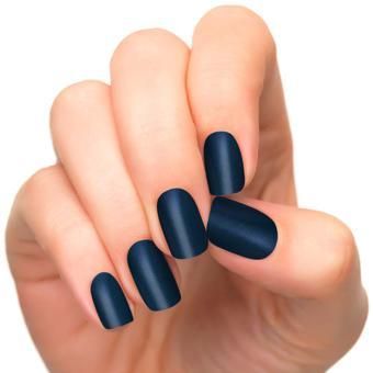 vernis bleu