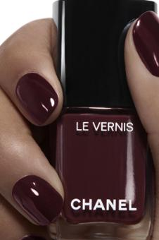 vernis chanel 18 rouge noir