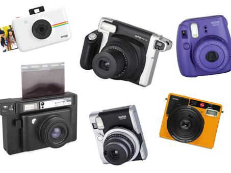 appareil photo instantané comparatif