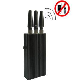brouilleur telephone portable