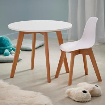 chaise enfant table