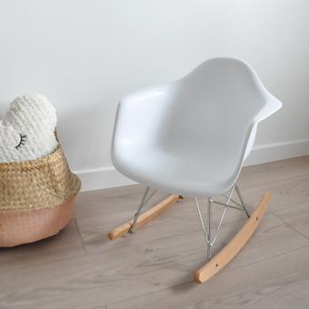 fauteuil a bascule enfant