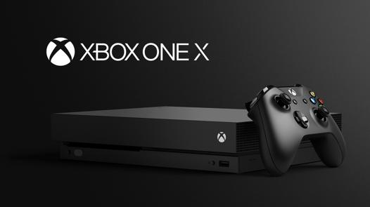 nouvelle xbox one x