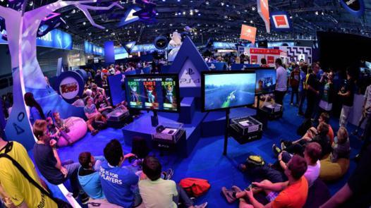 salon du jeu video