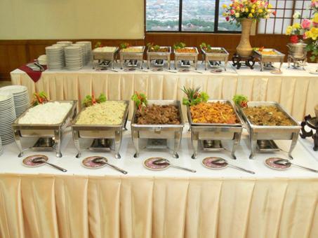 table buffet