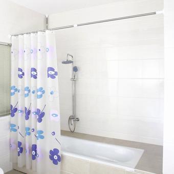 barre de baignoire d angle a ventouse
