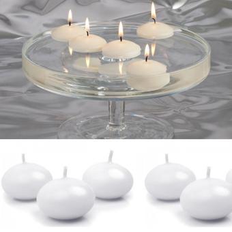 bougies flottante