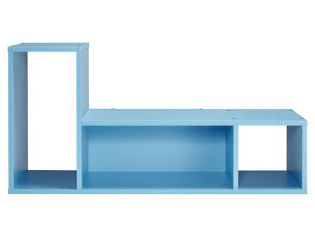 etagere bleu