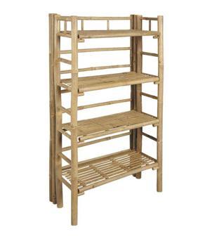 etagere en bambou