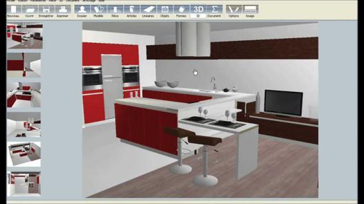 logiciel creation cuisine