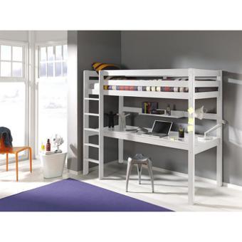 mezzanine avec bureau