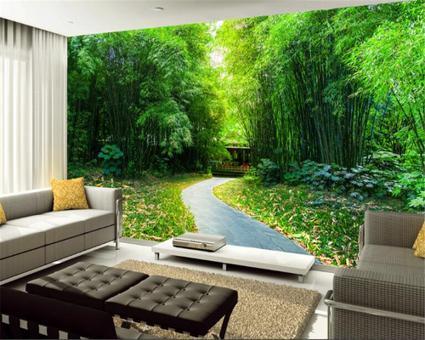 poster mural nature