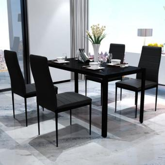 table à manger avec chaises